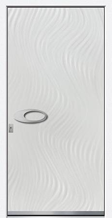 ORINOCO Optik: Eloxal Silber C-0/Schliffbild Fine