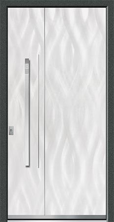 TIBER Optik: Eloxal Silber C-0/Schliffbild Magna